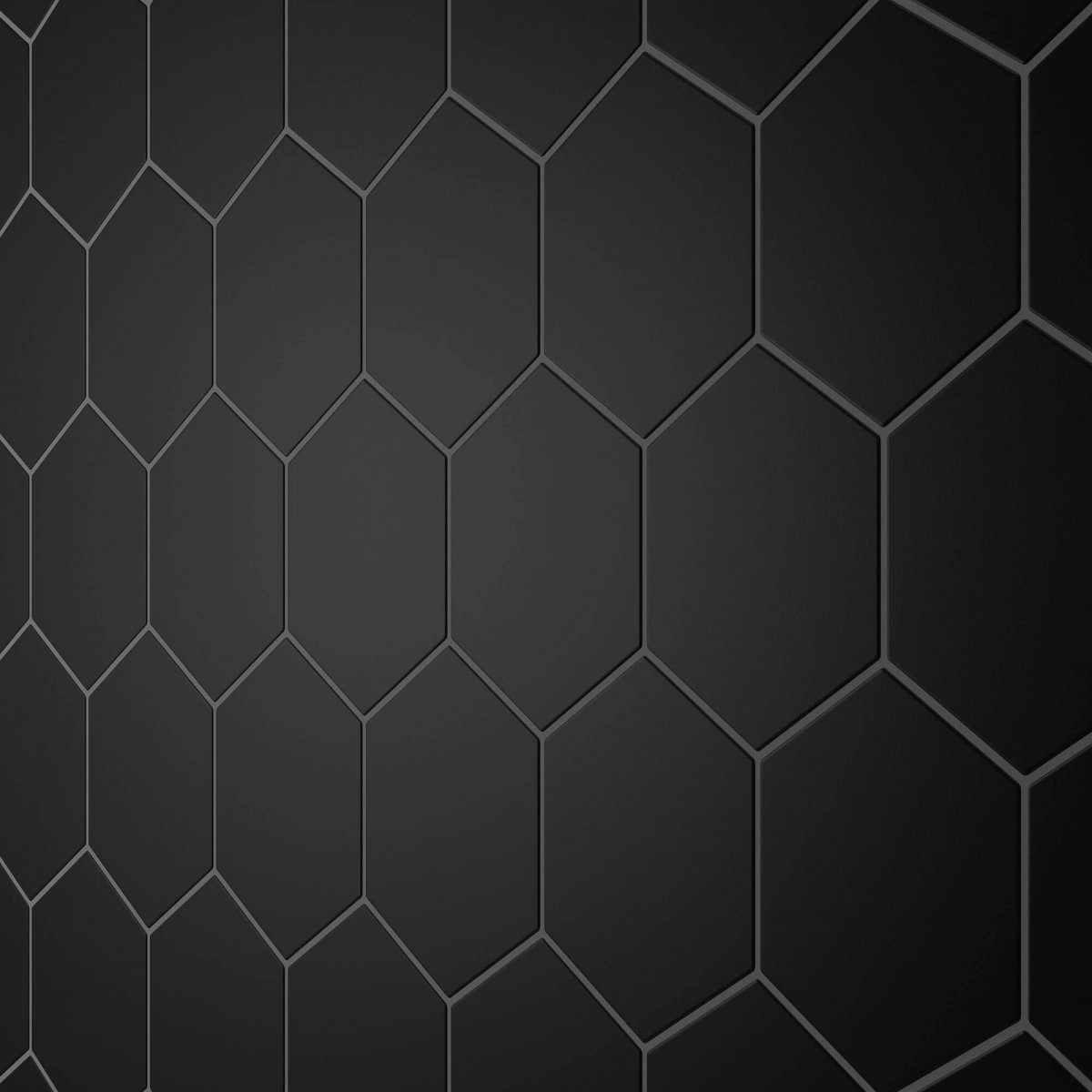 Geotiles Solid Black 258x290mm_Stiles_Product_Image6