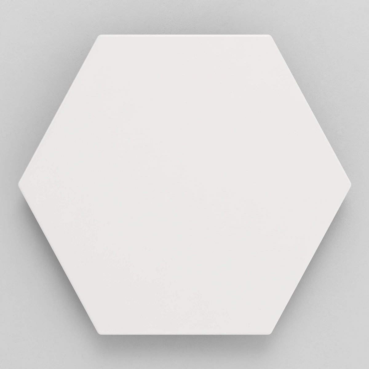 Geotiles Solid White 258x290mm_Stiles_Product_Image