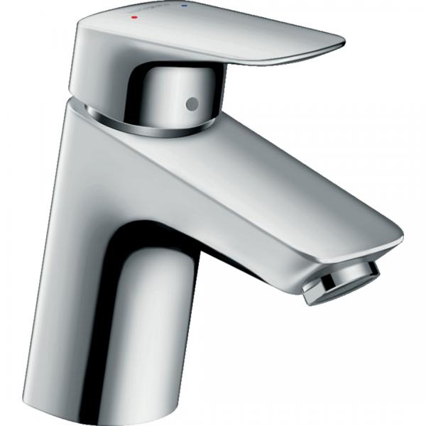 71071003 Hansgrohe Logis Basin Mixer 70mm_Stiles_Product_Image