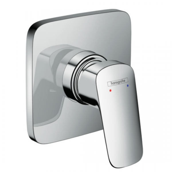 71604003 Hansgrohe Logis Shower Mixer 117mm_Stiles_Product_Image