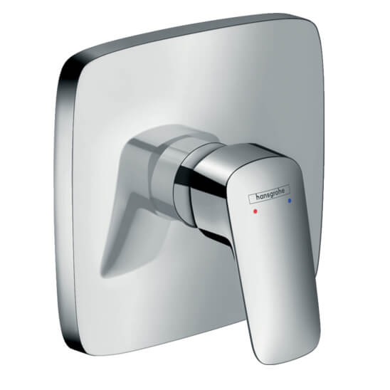 71605003 Hansgrohe Logis Shower Mixer 155mm_Stiles_Product_Image