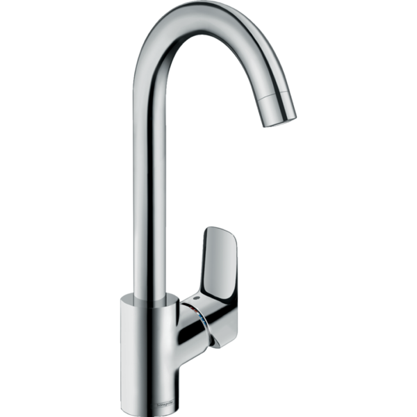 71835003 Hansgrohe Logis M31 Sink Mixer 260mm (with swivel spout)_Stiles_Product_Image