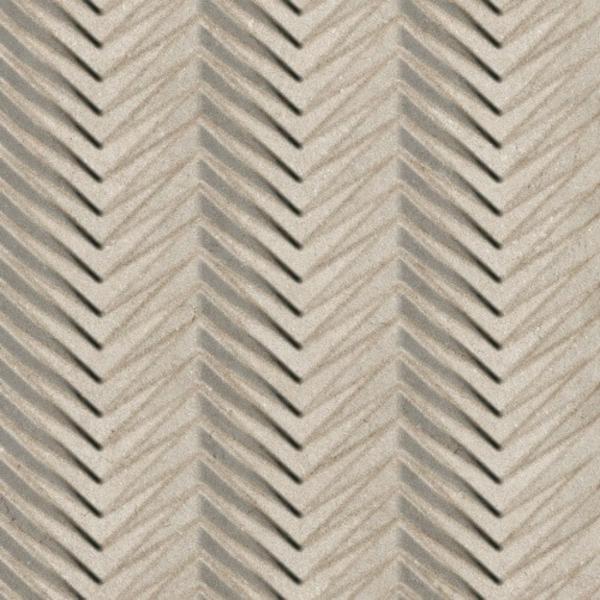 Cuesa Zigue Chevron Grey 288x1190mm_Stiles_Product_Image
