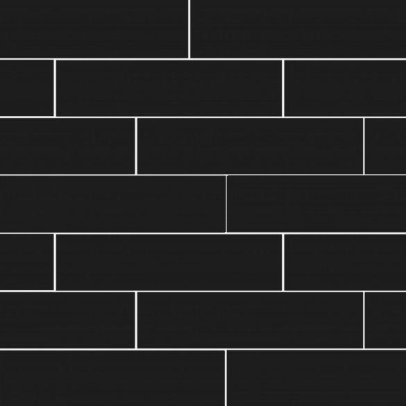 Mosaico Vero Aquarella Black Gloss 75x300mm_Stiles_Product_Image