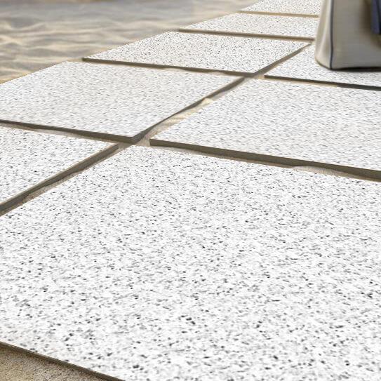 2cm Pavers OLIVIAN WHITE PAVER 600X600mmLifestyle image