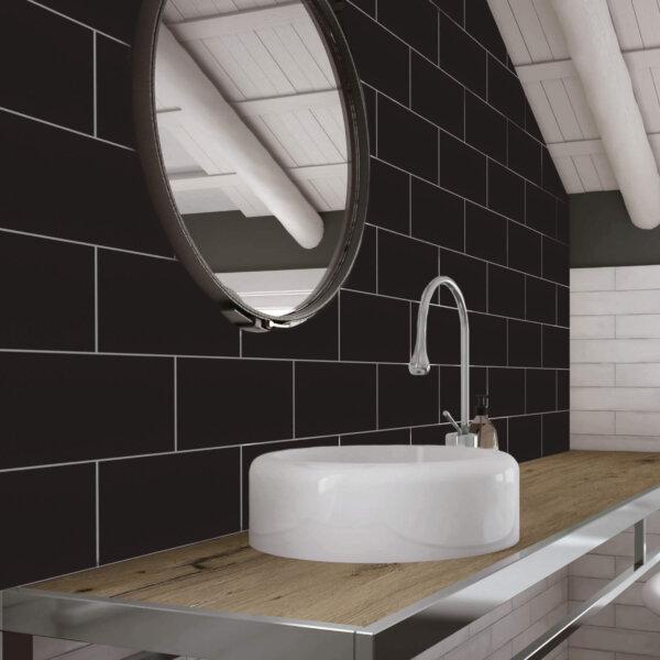 CRS Black Brillo 75x150mm_Stiles_Lifestyle_Image