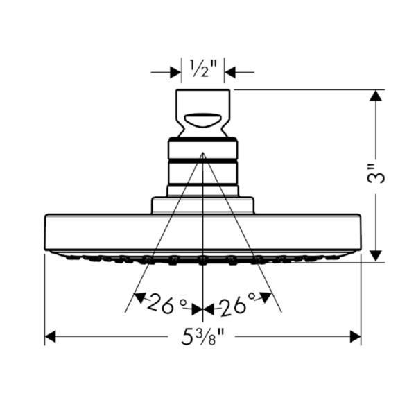 27486005-Hansgrohe-Raindance-S-Shower-Rose-150mm-1-Jet_Stiles_TechDrawing_Image-e1620822254361