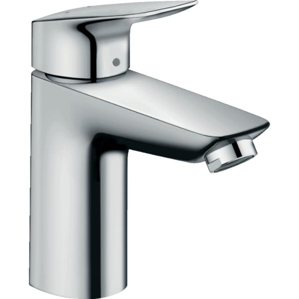 1101003-Hansgrohe-Logis-Basin-Mixer-100mm_Stiles_Product_Image