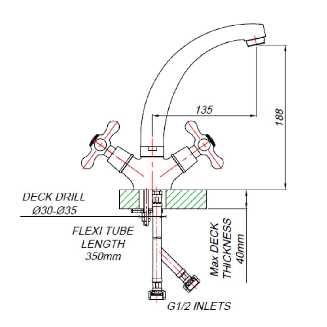 CT00013_BLUTIDE-CRIMSON-BASIN-MIXER-Swivel-SPOUT_Stiles_TechDrawing_Image
