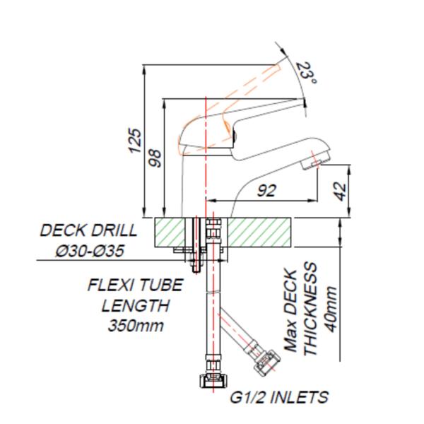 MT00011_BLUTIDE MIXED Loop BASIN MIXer_Stiles_TechDrawing_Image