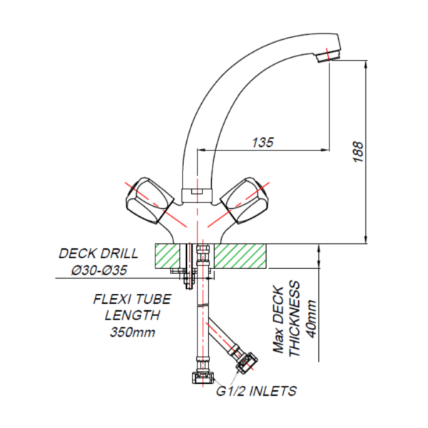 RT00013_BLUTIDE-RIP-BASIN-MIXER-Swivel-SPOUT_Stiles_TechDrawing_Image