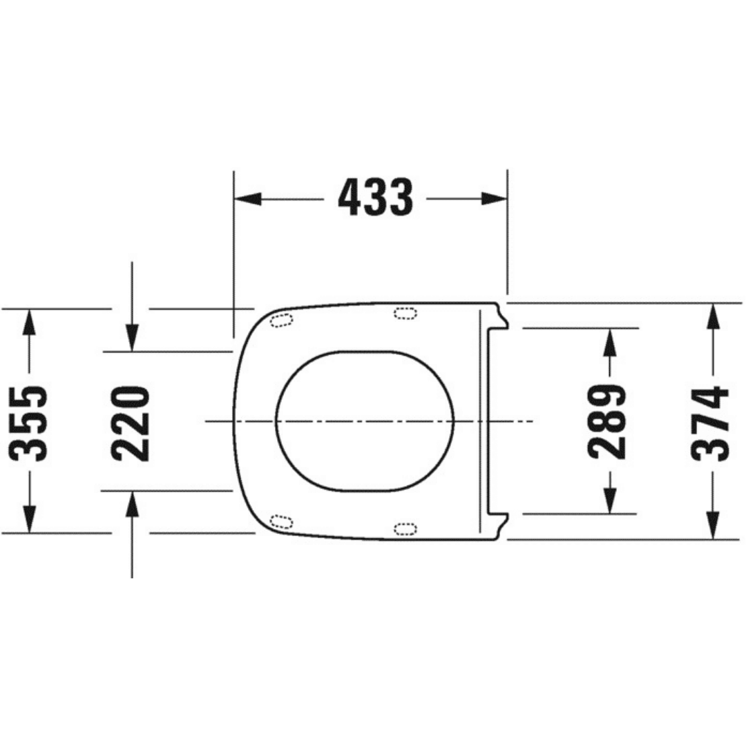 006379 DuraStyle SoftClose Toilet Seat and Cover_Stiles_TechDrawing_Image2