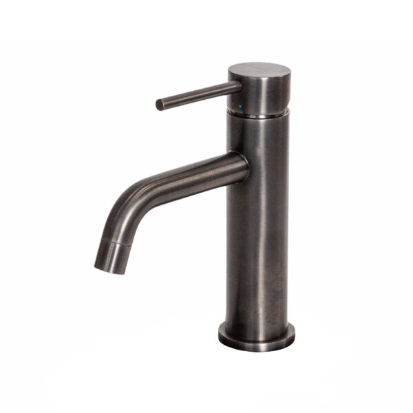 4208GM Newform XT Gun Metal Basin Mixer_Stiles_