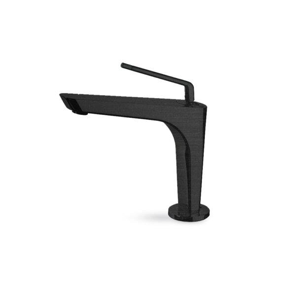 684125 N ORama Brushed Gunmetal Basin Mixer_Stiles_Product_Image