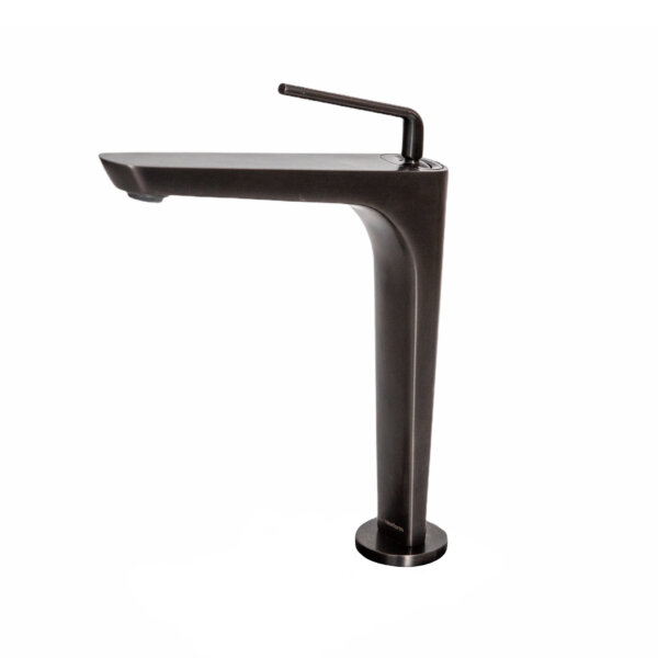 684155 Newform ORama Tall Gunmetal Basin Mixer_Stiles_Product_Image