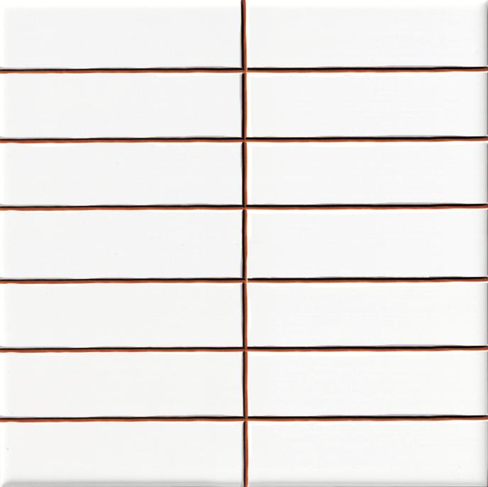 CVA KitKat Blanco Liso Brillo 25x100mm_Stiles_Product_Image