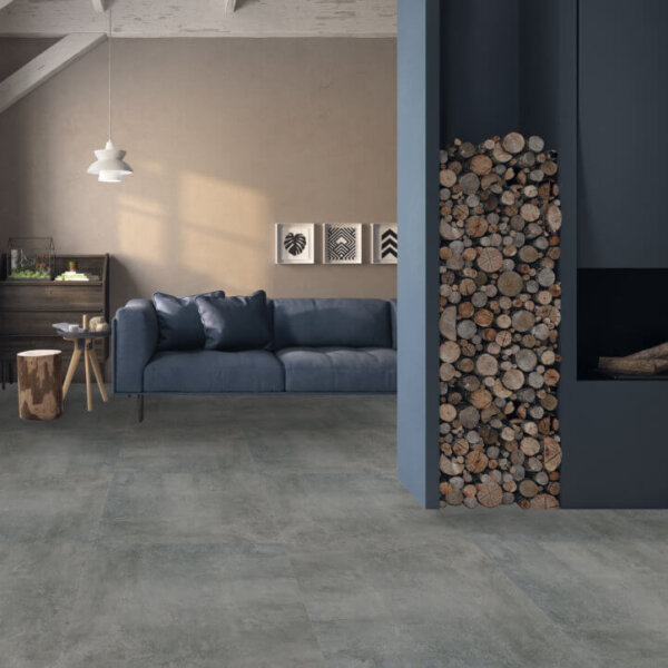 Essence OM Screed Mud SR Rectified 600x600mm_Stiles_Lifestyle_Image