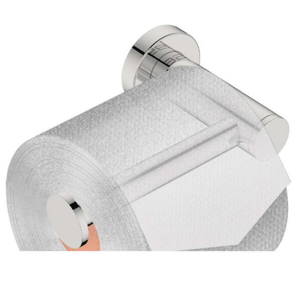 4607 BB SS Polished Toilet Paper Holder (left)_Stiles_Lifestyle_Image