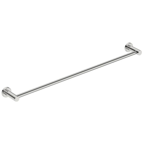 4675 BB SS Polished Single Towel Bar 800mm_Stiles_Product_Image