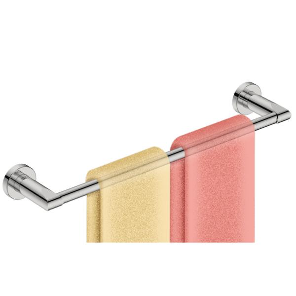 8270 BB SS Polished Single Towel Bar 430mm_Stiles_Lifestyle_Image