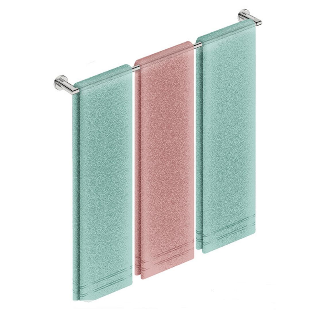 8275 BB SS Polished Single Towel Bar 800mm_Stiles_Lifestyle_Image