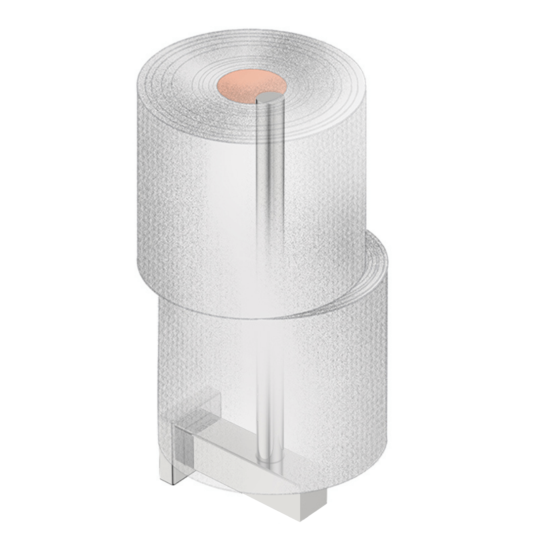 8504 BB SS Polished Spare Paper Holder_Stiles_Lifestyle_Image