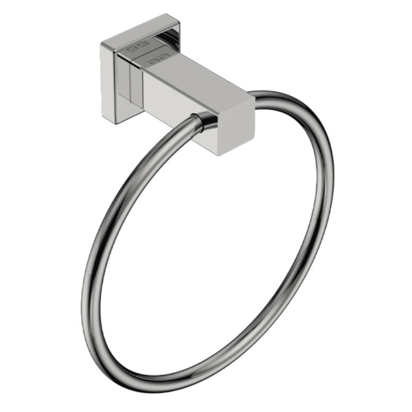8540 BB SS Polished Towel Ring_Stiles_Product_Image