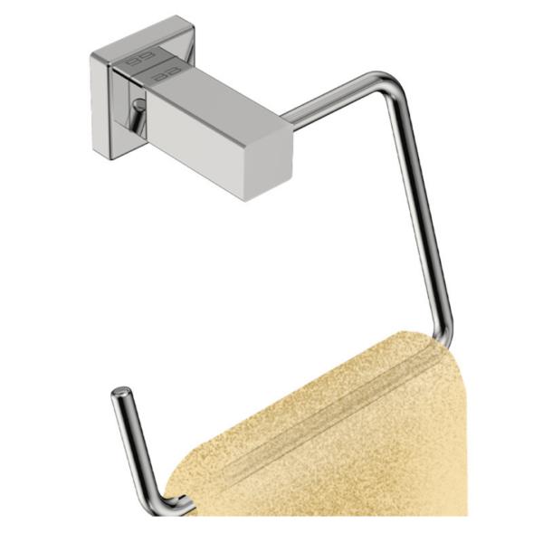8541 BB SS Polished Towel Ring_Stiles_Lifestyle_Image