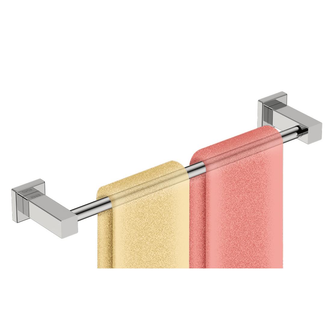 8570 BB SS Polished Single Towel Bar 430mm_Stiles_Lifestyle_Image