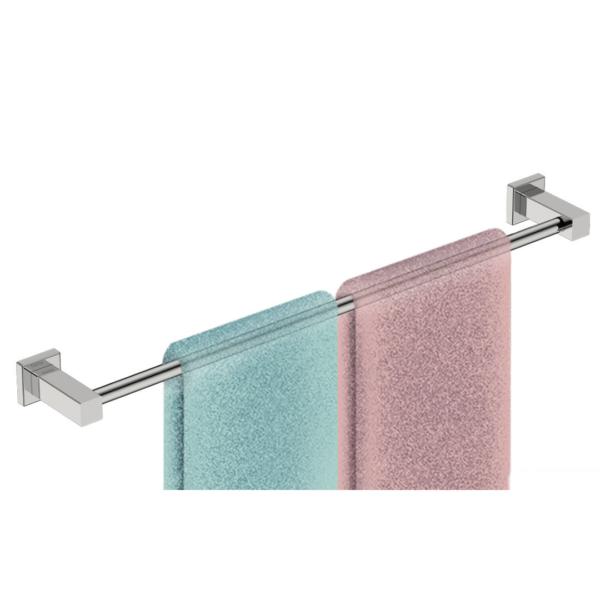 8572 BB SS Polished Single Towel Bar 650mm_Stiles_Lifestyle_Image