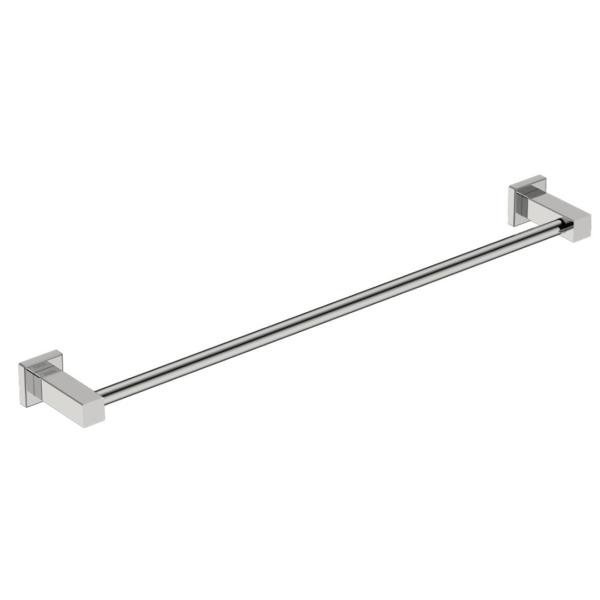 8572 BB SS Polished Single Towel Bar 650mm_Stiles_Product_Image