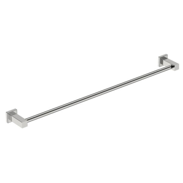 8575 BB SS Polished Single Towel Bar 800mm_Stiles_Product_Image