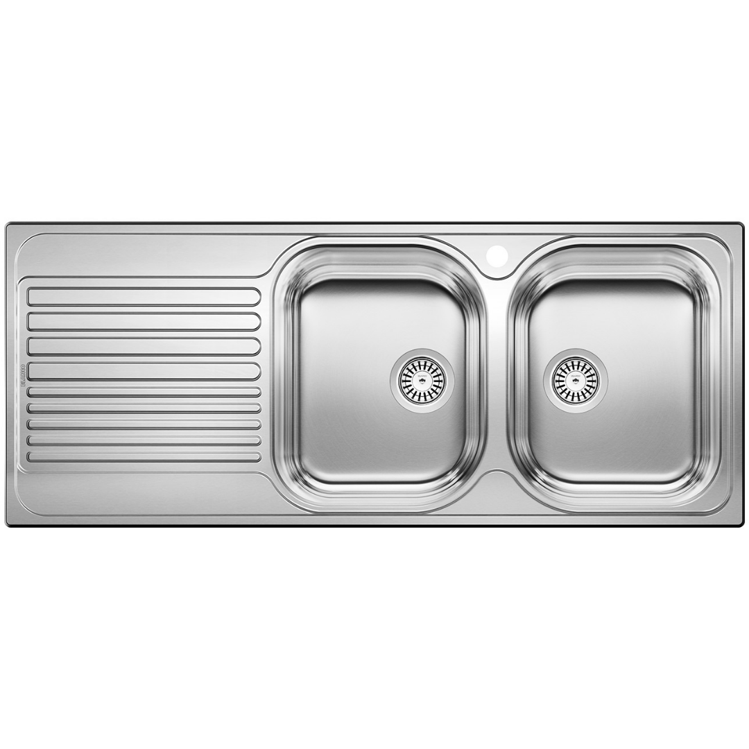 BL00204059 Blanco Tipo SS Sink_Stiles_Product_Image