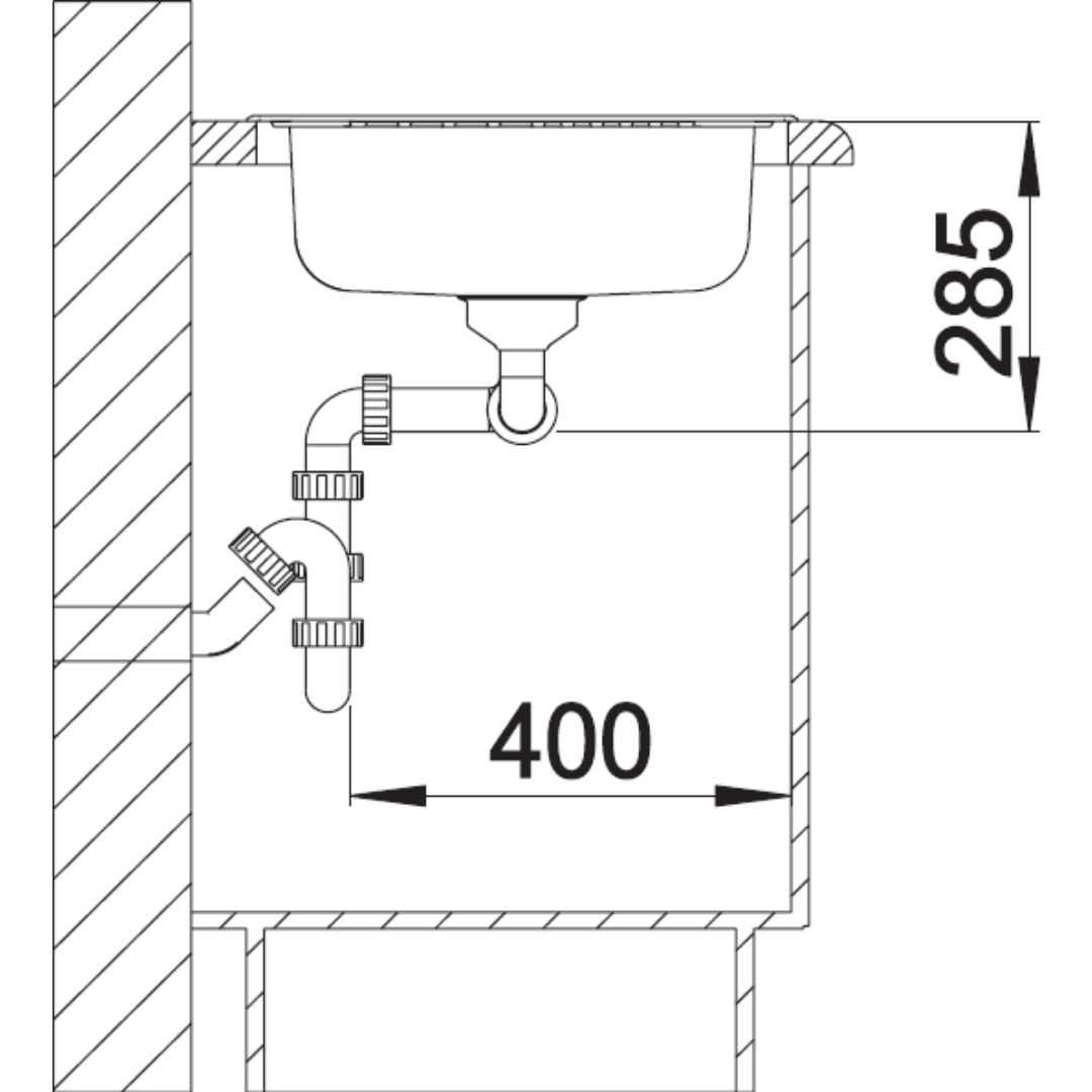 BL00204059 Blanco Tipo SS Sink_Stiles_TechDrawing_Image3