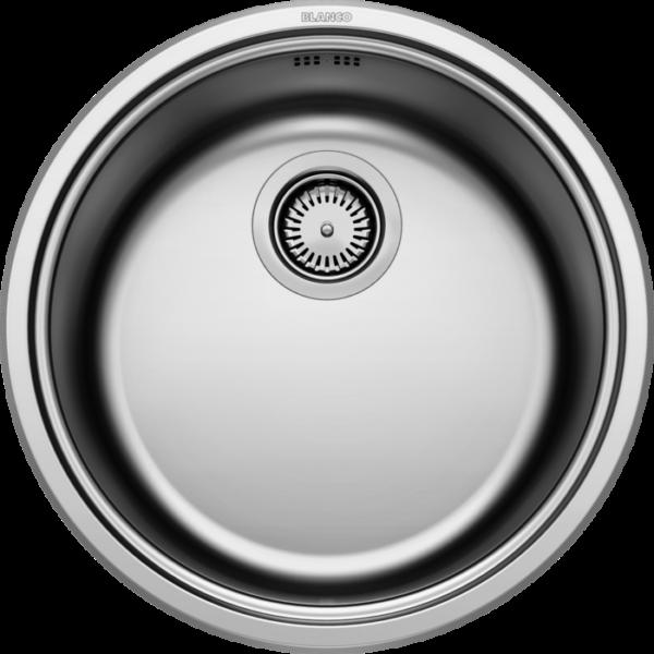 BL00525318 Blanco Rondosol SS Sink_Stiles_Product_Image