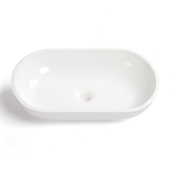 Clear Cube Florence Vanity Basin 540x340x120mm_Stiles_Product_Image