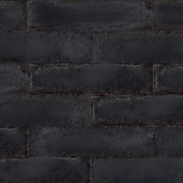 EC Metallica Metalbrick Black 60x240mm_Stiles_Product_Image