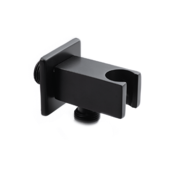 GIO BELLA _WA-002-MB_SQUARE OUTLET & BRACKET BLACK_Stiles_Product_Image