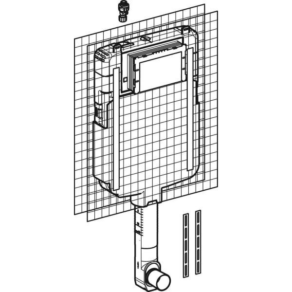 Geberit_109.791.00.1_Geberit Sigma concealed cistern 8 cm, 6 : 3 litres_tech1