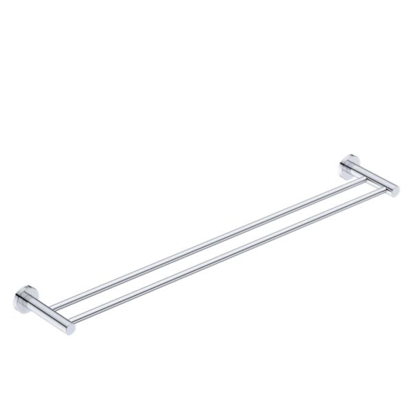 LR2385 LR Lavish Double Towel Rail 800mm_Stiles_Product_Image