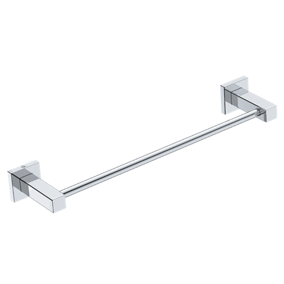 LR2470 LR Elemental Single Towel Rail 430mm_Stiles_Product_Image