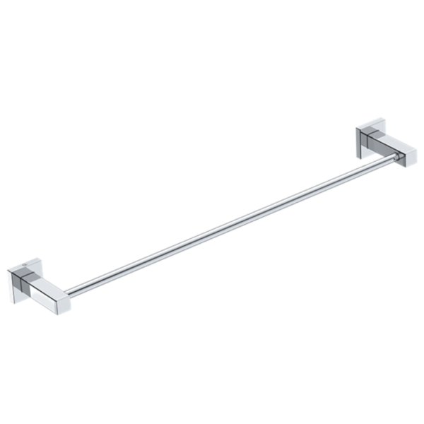 LR2472 LR Elemtnal Single Towel Rail 650mm_Stiles_Product_Image