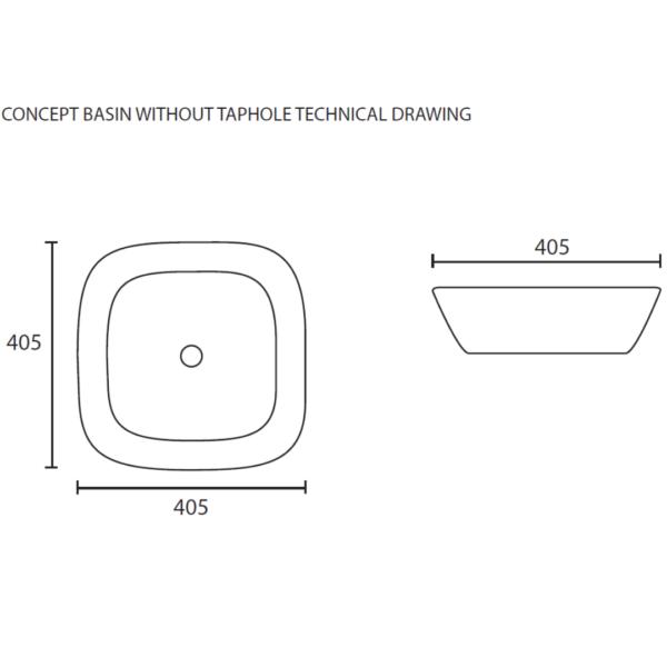 WMFLT016A Betta Concept FS Basin_Stiles_TechDrawing_Image