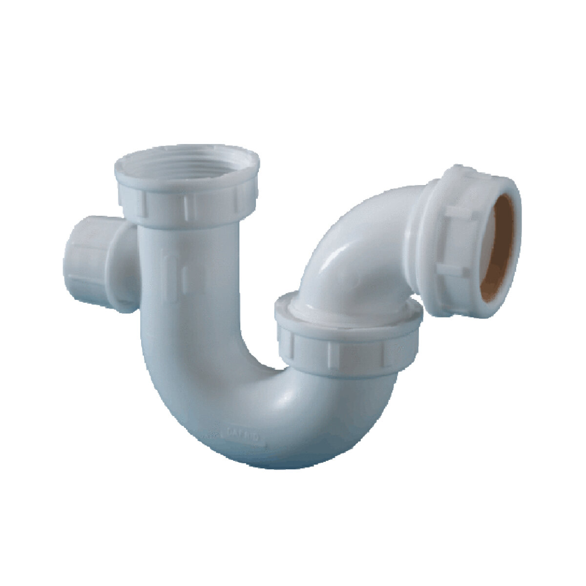 dutton_DB12A_BATH P-TRAP PVC 40MM_Stiles_Product_Image